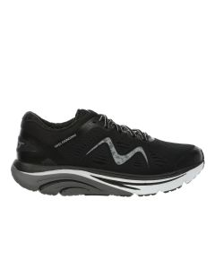 M-2000 Lace Up Men's Running Shoe in Black