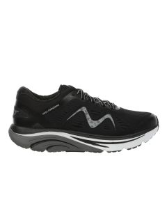 M-2000 Women's Lace Up Running Shoe in Black
