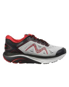 M-2000 Lace Up Men's Running Shoe in Lunar Red