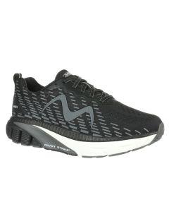 GTR-1500 Women's Lace Up Running Shoe in Black