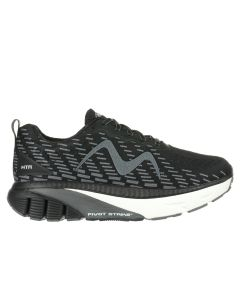MTR-1500 Women's Lace Up Running Shoe in Black