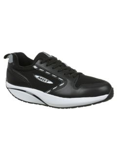 MBT 1997 Classic Leather Men's Active Shoes in Black