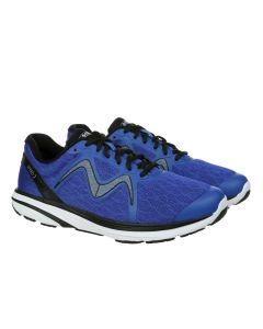 SPEED 2 Men's Lace Up Running Shoe in Royal Blue Black