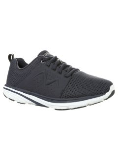 WAVE Men's Lace Up Running Shoe in Navy