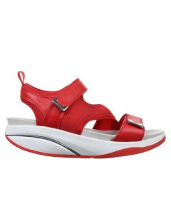 AZA Women's Casual Sandals in Red