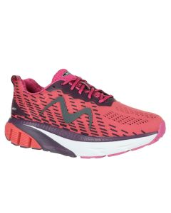 GTR-1500 Women's Lace Up Running Shoe in Red