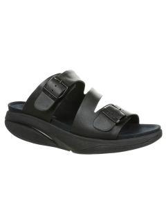 KACE Women's Casual Sandals in Black
