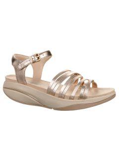 KAWERIA Women's Casual Sandals in Rose Gold