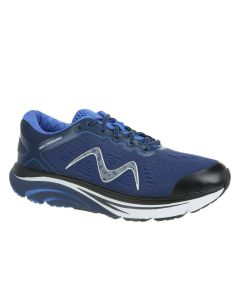 M-2000 Lace Up Men's Running Shoe in Navy
