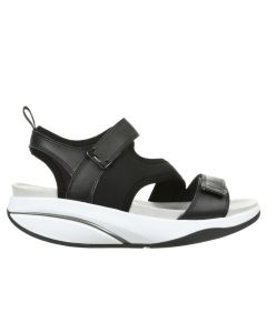 AZA Women's Casual Sandals in Black