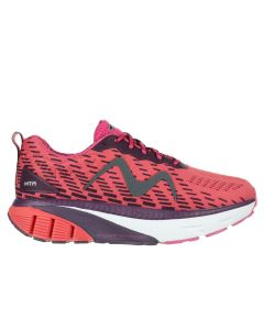 MTR-1500 Women's Lace Up Running Shoe in Red