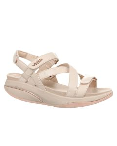 KIBURI Women's Dress Sandals in Champagne