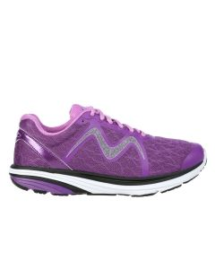 SPEED 2 Women's Lace Up Running Shoe in Violet